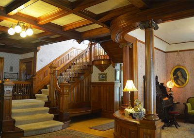 Lobby | Cornerstone Victorian BB | Lake George NY