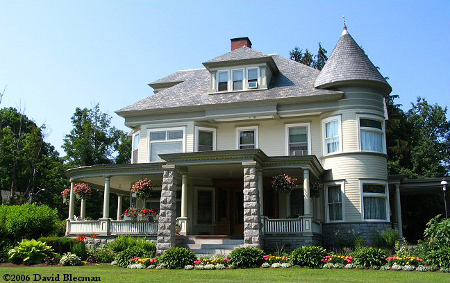 BNB  | Cornerstone Victorian BB | Lake George NY