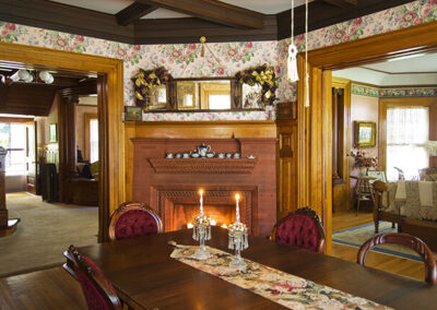 Dining Room | Cornerstone Victorian BB | Lake George NY